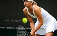 Maria Sharapova 32 Wide Wallpaper