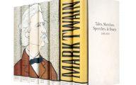 Books By Mark Twain 9 Widescreen Wallpaper