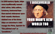 Christopher Columbus Facts 16 Background Wallpaper