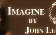 John Lennon Imagine 33 Cool Wallpaper