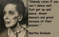 Energetic Martha Graham 34 Desktop Wallpaper